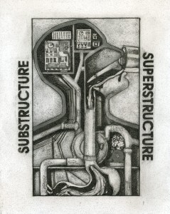 substructure-superstructure
